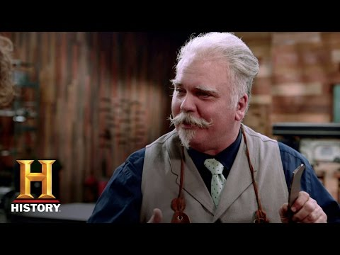 Forged in Fire: Forging Tips: How to Use the Grinder (Season 3) | History