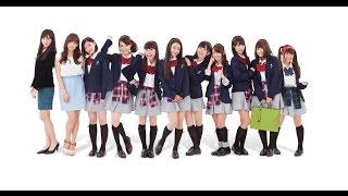 アイドリング!!!の横山ルリカと石田佳蓮、SUPER☆GiRLSの宮崎理奈、青春...