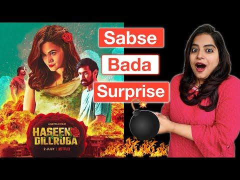 Haseen Dillruba Movie REVIEW | Deeksha Sharma