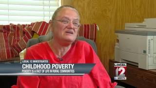 Childhood Poverty: Beyond Cincinnati's Crisis, Rural Poverty