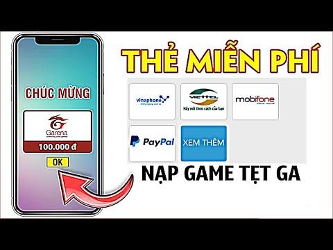 Ứng Dụng Kiếm Thẻ Cào, Thẻ Game 2021 Nhanh Nhất | Kiếm Tiền Online