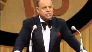 Don Rickles Roasts Redd Foxx Man of the Hour