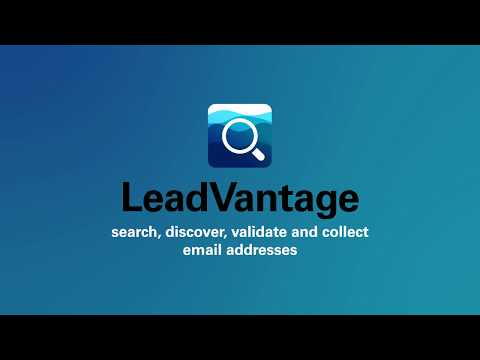 LeadVantage - search