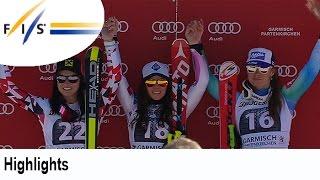 Weirather's Masterpiece | Audi Fis Alpine Ski Highlights