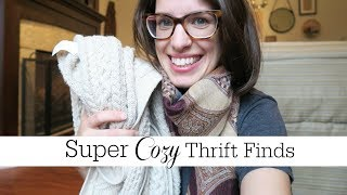 Come Thrifting With Me | Fall Wardrobe Update and Thrift Haul