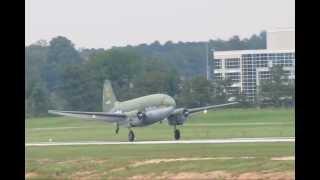 T28 F4U C47 C46 Take Off PDK Airport 5-12-2012.wmv