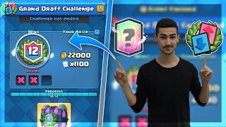קלאש רויאל - השגנו 12 נצחונות באתגר החדש