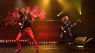 Judas Priest - The Rage Live in Hollywood , Florida 2009