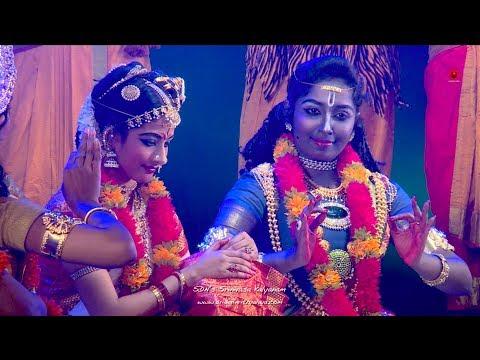 Divinie Duos of Srinivasa Kalyanam - Sridevi Nrithyalaya - Bharathanatyam Dance