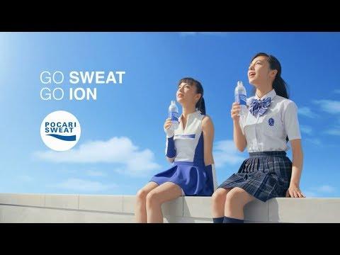 TVC POCARI SWEAT - GO SWEAT GO ION - MARCHING