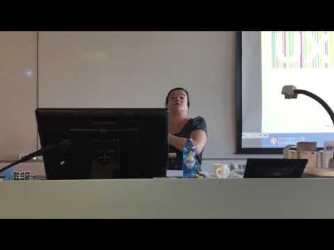 NFF/T: UX and libraries by Jo Milton - bibliotek - brukererfaringer