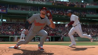 MLB Today 7/26 - Boston Red Sox vs Baltimore Orioles Full Game Highlights MLB 2020   MLB The Show