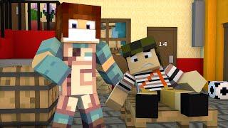Minecraft: CIRURGIA NO CHAVES  - ( Vila do Chaves Minecraft)