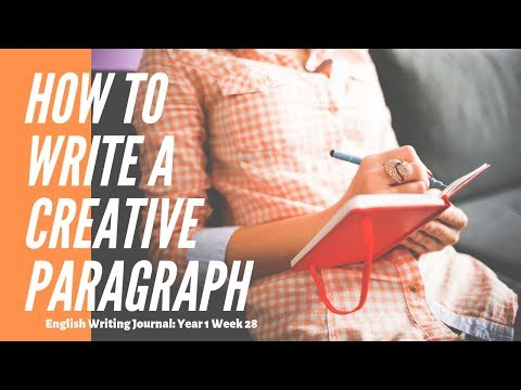 How To Write A Creative Essay Paragraph About Magic