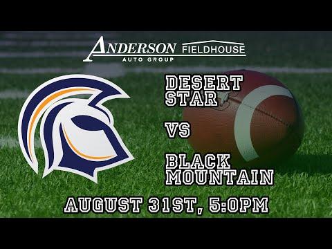 AAGFH - Black Mountain vs Desert Star Academy - Football