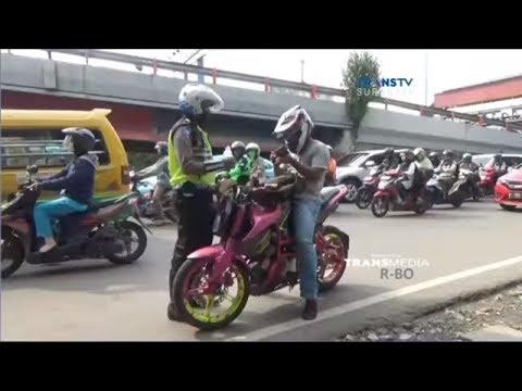 Razia Motor Berknalpot Bising, Puluhan Sepeda Motor Ditilang Mp3