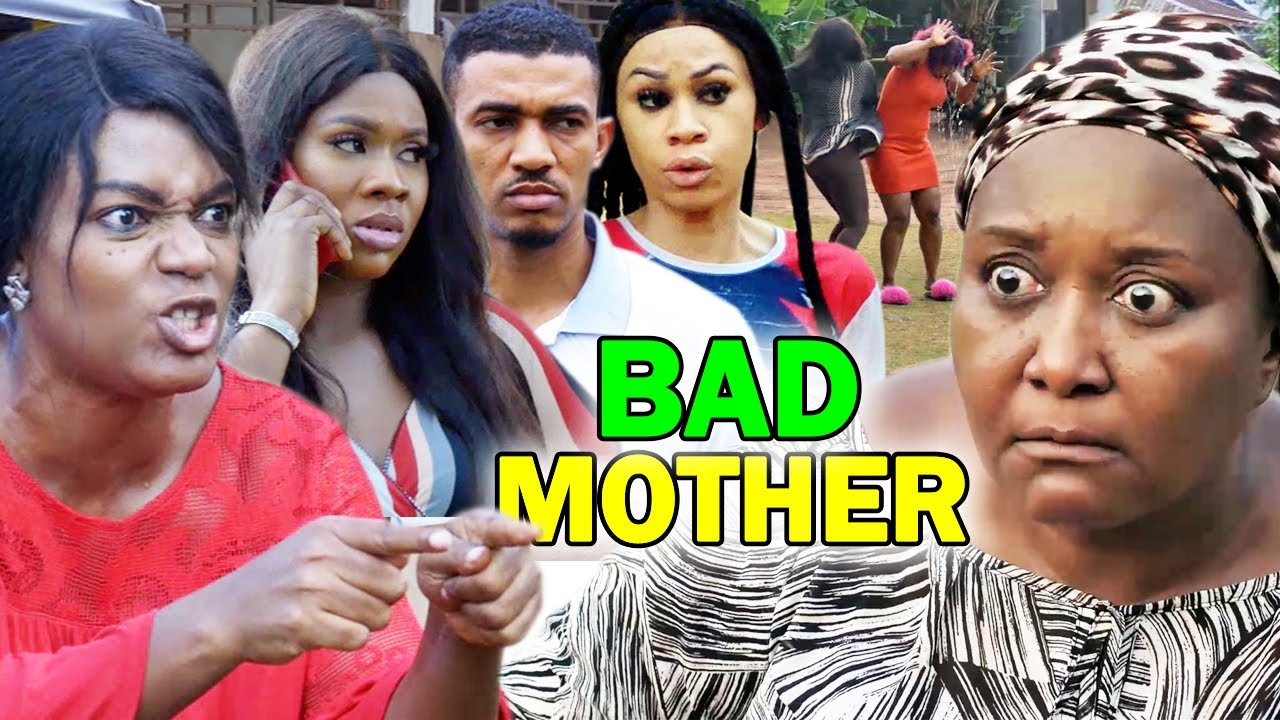 Download Bad Mother Complete Final Season 9&10 - New Movie'' Ebele Okaro & Queen  2020 Latest Nigerian Movie