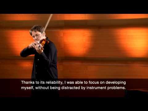 Master Violin - Yamaha Artida YVN500S