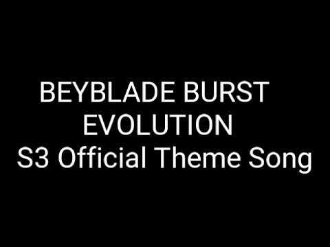 Beyblade Burst S3: Theme Song