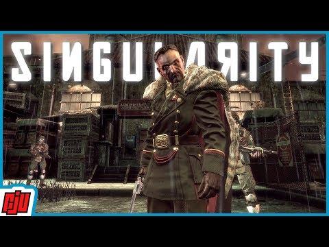 Singularity Part 2 | Sci-Fi Horror Game | PC Gameplay Walkthrough
