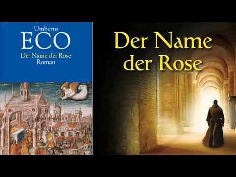Der Name der Rose YouTube Hörbuch auf Deutsch
