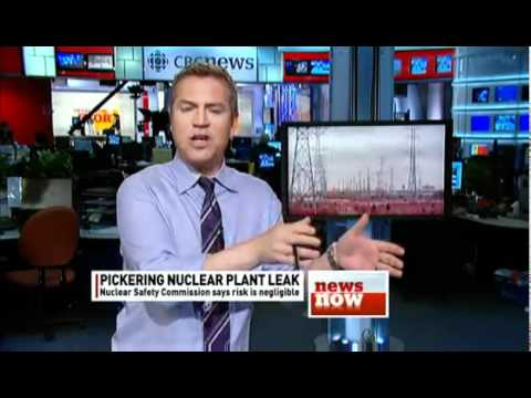 Canada Nuclear Plant Accident Turns Drinking Water Radioactive