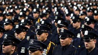 Mayor Bill de Blasio Delivers Remarks at NYPD Graduation Ceremony