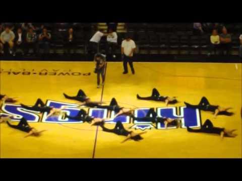 SACRAMENTO KINGS DANCERS AND BREAKERS 2012 13