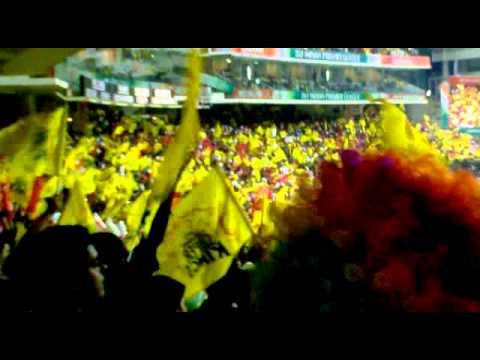 M.A.Chidambaram stadium- During IPL Finals 2011