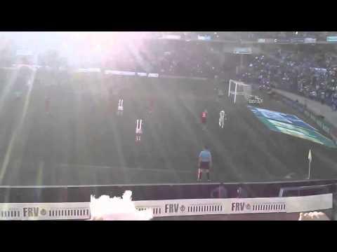 Ultimos minutos Valladolid 1- 0 Barcelona