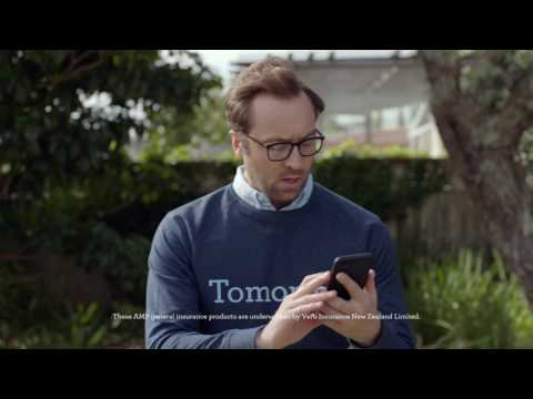 Home, contents and car insurance - anytime, anywhere