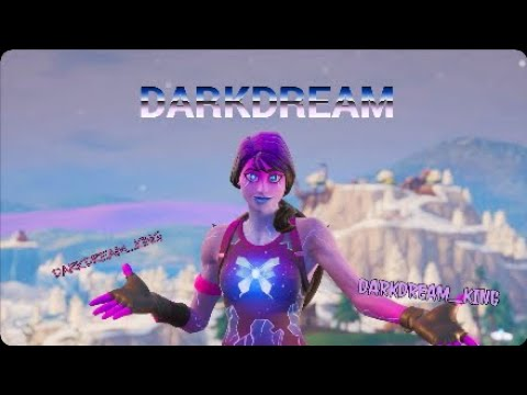 FORTNITE My First Edited Montage
