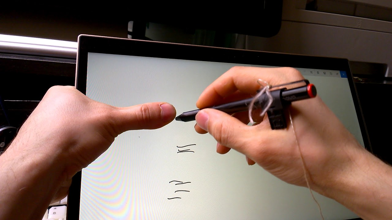 how to use yoga stylus