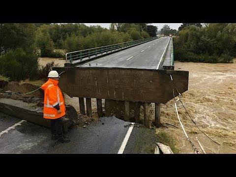 Weather Gone Wild - NZ aftermath - Polar Vortex Anomaly - Temps crush records