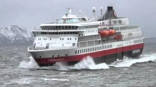 Norwegen - Auf der Hurtigrute durch den wilden Atlantik