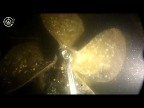 Commercial Diving: Thruster prop recovery and mounting