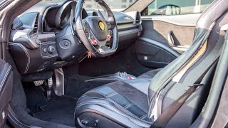 I Rented A Budget Las Vegas Ferrari Rental