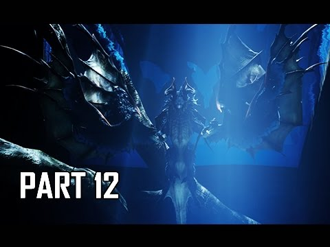 Final Fantasy 15 Walkthrough Part 12 - Quetzalcoatl (FFXV PS4 Pro Let's  Play Commentary)