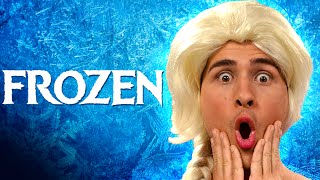IF FROZEN WERE REAL (BTS)