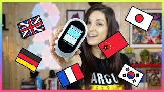 Recensione Pocketalk: il traduttore per parlare tutte le lingue del mondo!