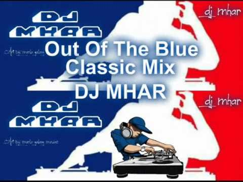 OUT OF THE BLUE (mltr) Classic Mix.wmv