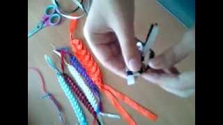 Урок плетения 1