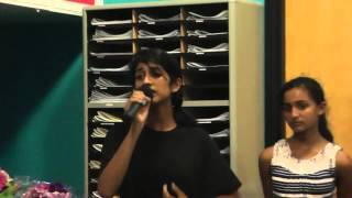Neha sings