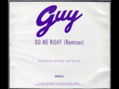 Guy - Do Me Right (Extended Club Vocal Version)