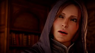 Dragon Age: Inquisition-EP5-1080p/60p-Ziggy goes through the Game Codex-Then searches for Cassandra