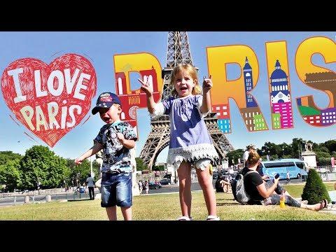 Самая интересная Экскурсия на Эйфелеву башню Eiffel Tower Tour