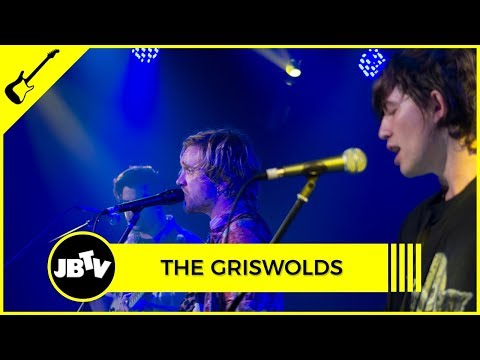 The Griswolds - Right On Track| Live @ JBTV