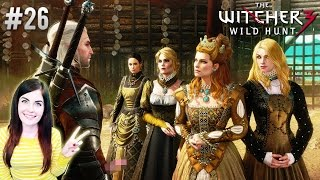 The Witcher 3 (Part 26) Moon, Tiara... Magic!