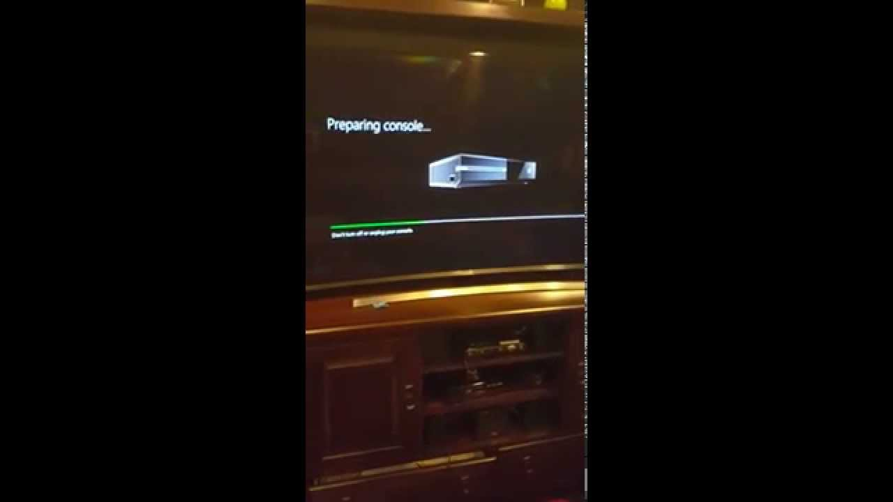 black screen fix xbox
