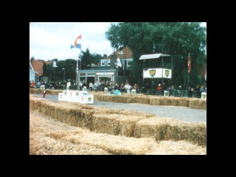 Jeugd Grand Prix Bergen - 1963/64  - Koos Schekkerman
